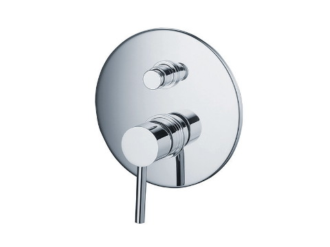 Built-in single-lever bath/shower mixer